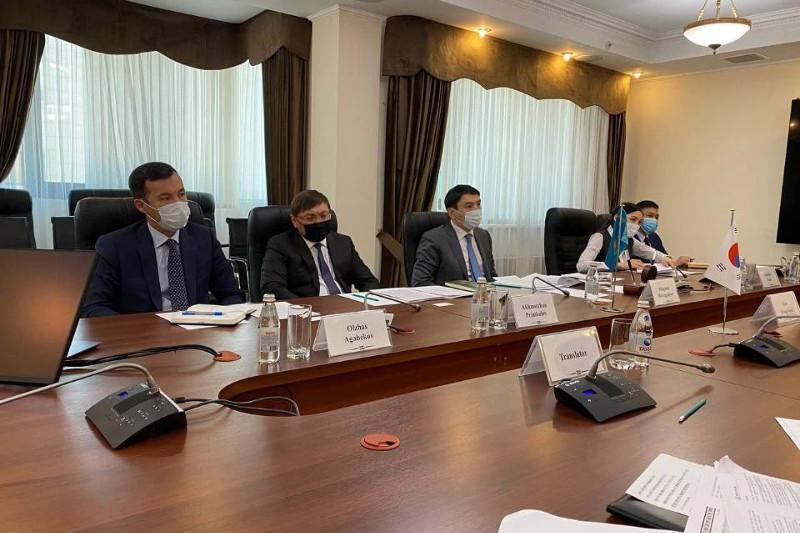 Казахстан и корейская компания подпишут меморандум в сфере цифровизации водоснабжения