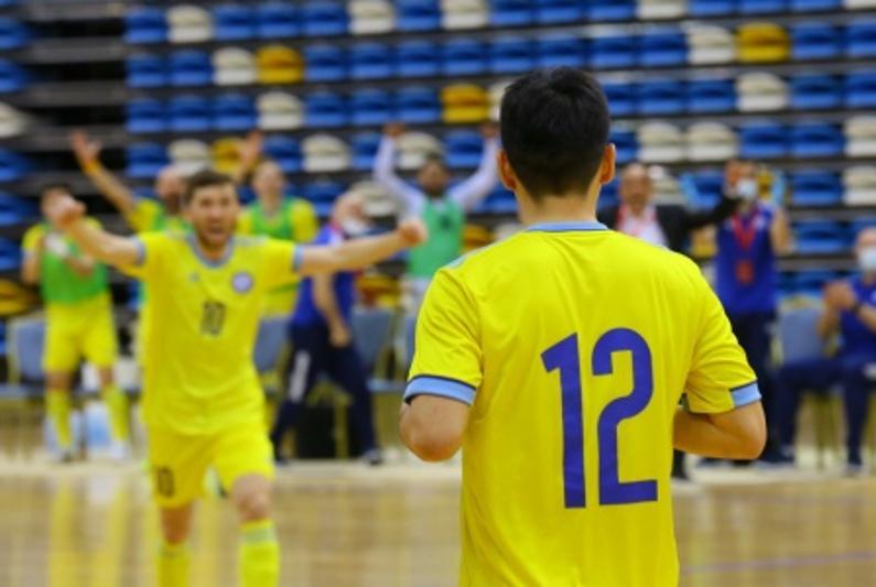 Где смотреть матч Казахстан - Израиль в отборе на ЕВРО-2022 по футзалу