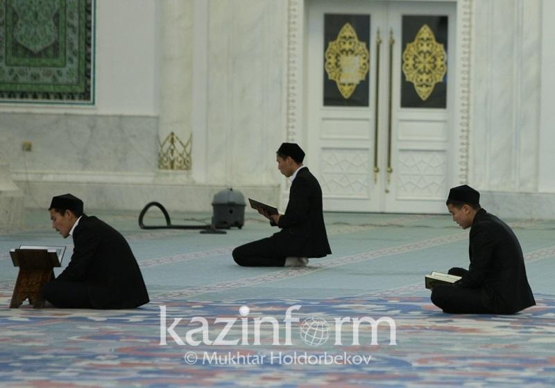 Правила посещения мечети объяснил главный имам Нур-Султана