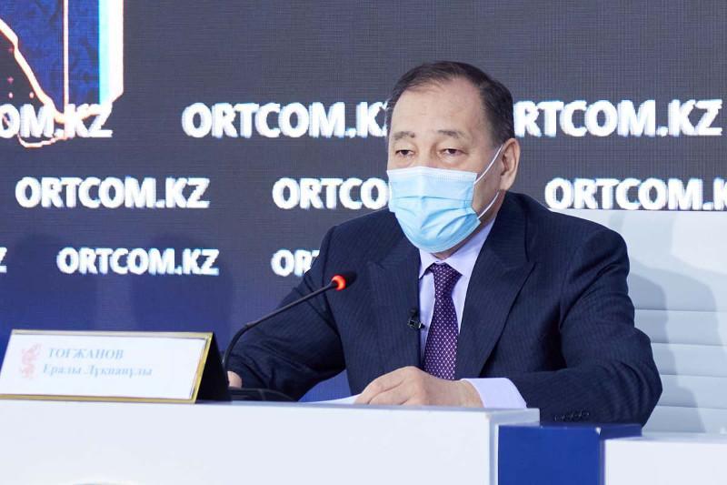 Когда запустят производство казахстанской вакцины