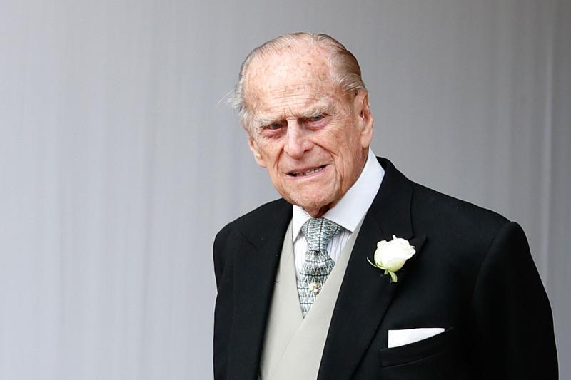 英国菲利普亲王于温莎城堡去世