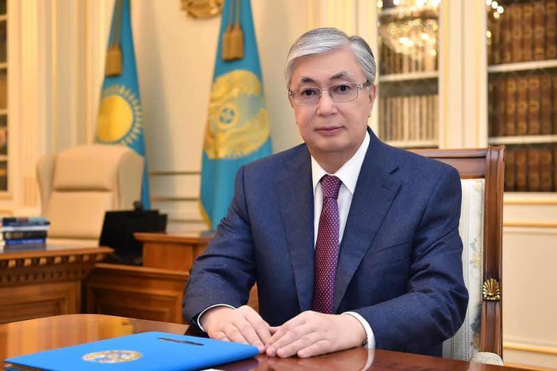 托卡耶夫总统向人类首次太空飞行60周年纪念活动致贺信