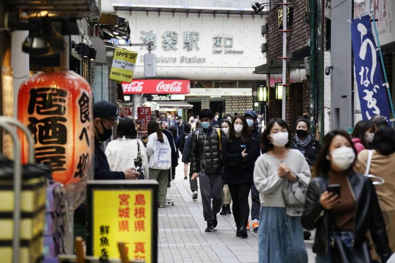 COVID-19 variants could drive economic hit on Tokyo up by 4 tril. yen