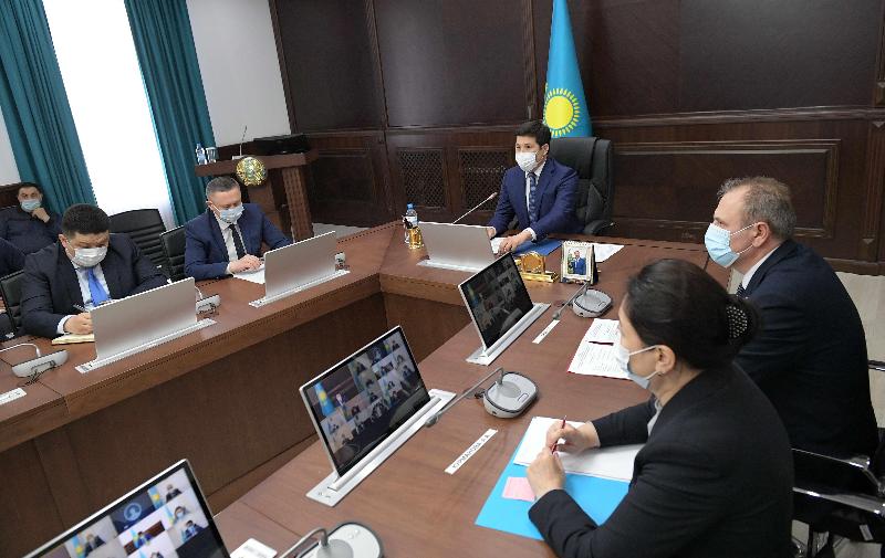 Программу развития строительной отрасли разработают в Павлодарской области