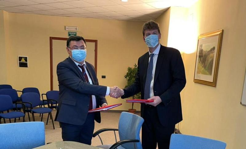 Казахстан подписал меморандум о сотрудничестве с компаниейOneWeb