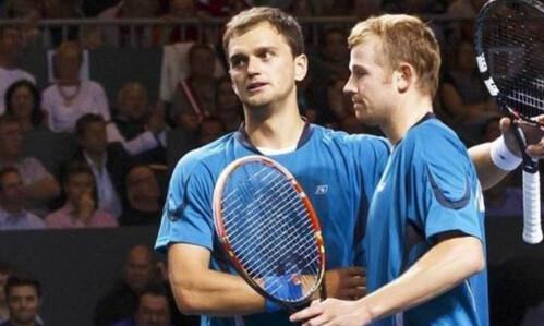 Александр Недовесов и Андрей Голубев стали победителями  турнира в Хорватии
