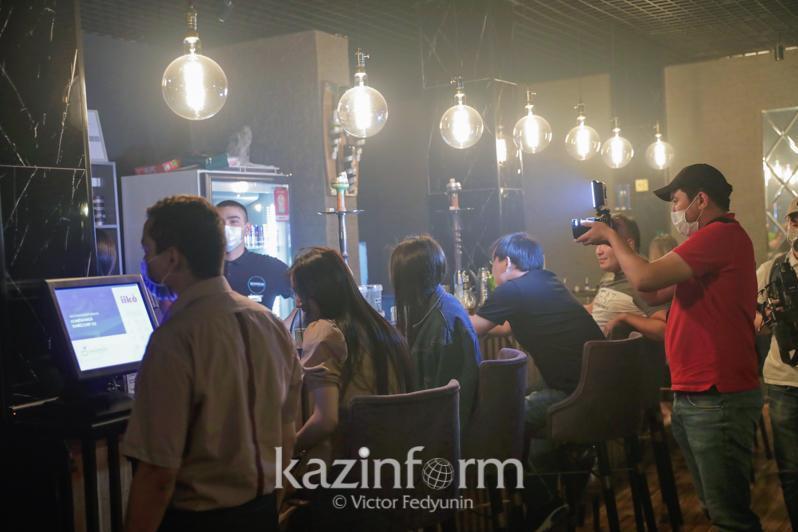 Около 300 человек нарушили карантин в Алматы