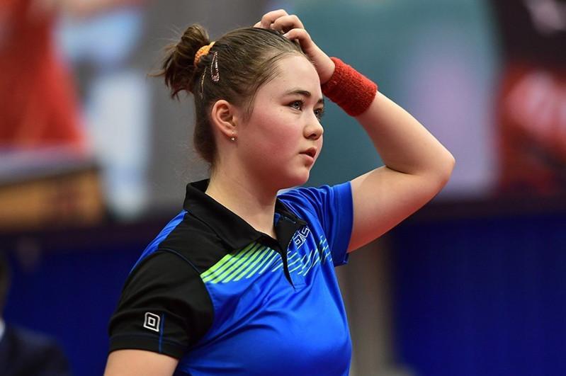Уральск примет юниорский чемпионат Казахстана по настольному теннису