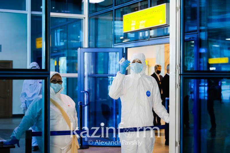 28 қазақстандық шетелден коронавирусқа ПТР-анықтамасыз ұшып келді