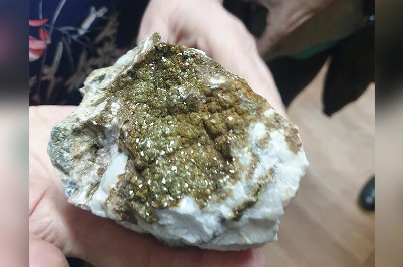 Историю названого в честь павлодарского Майкаина минерала рассказал геолог
