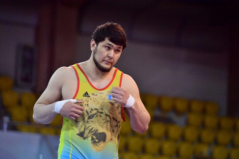 Юсуп Батырмұрзаев күрес түрлерінен Олимпиадаға жолдама алды