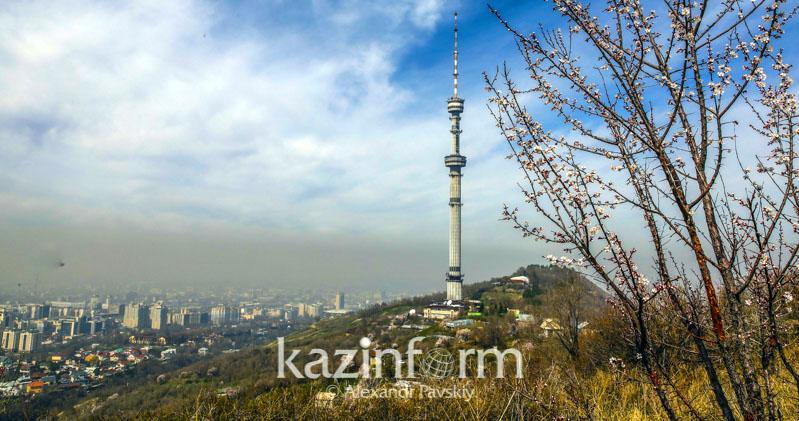 Какая погода ожидается 12 апреля в Казахстане