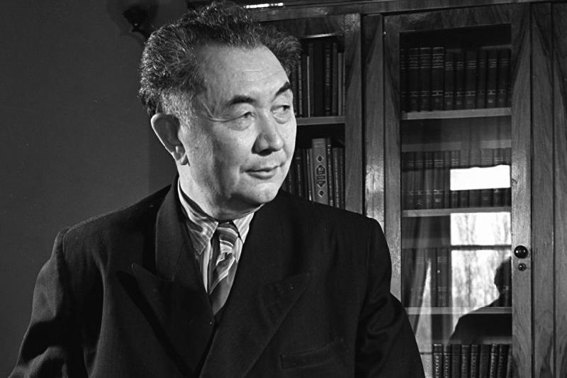 Исполнилось 122 года со дня рождения академика Каныша Сатпаева