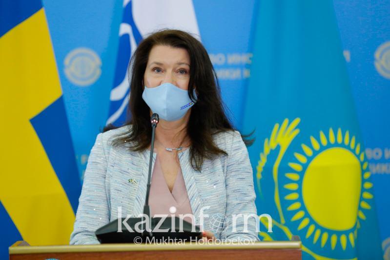 Приверженности ОБСЕ подчеркивают роль Астанинского саммита – Анн Линде