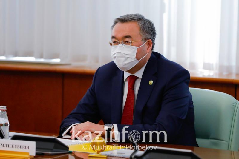 Возможность более тесного сотрудничества ОБСЕ и СВМДА прокомментировало МИД РК