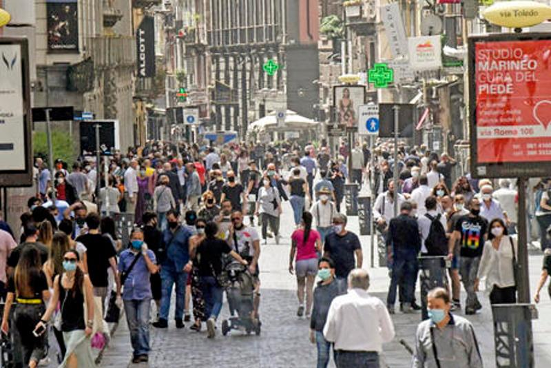 COVID-19: Most of Italy now an 'orange zone', ANSA