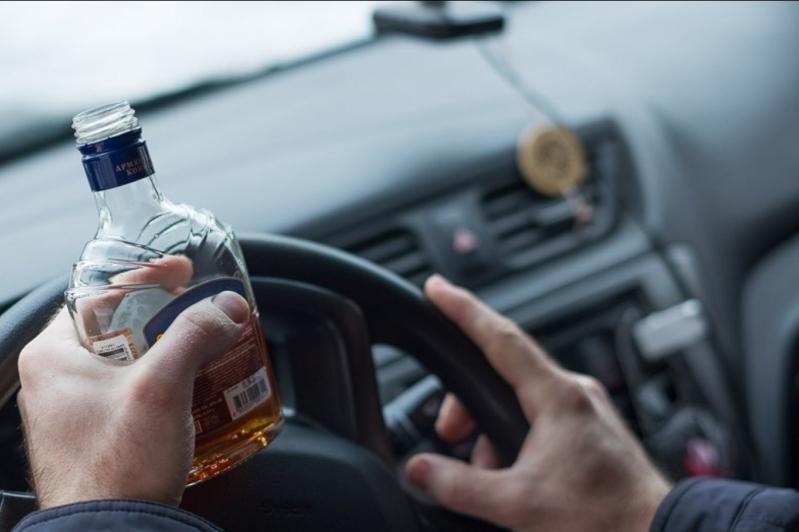Более 200 человек лишили водительских прав за пьяную езду в Павлодарской области