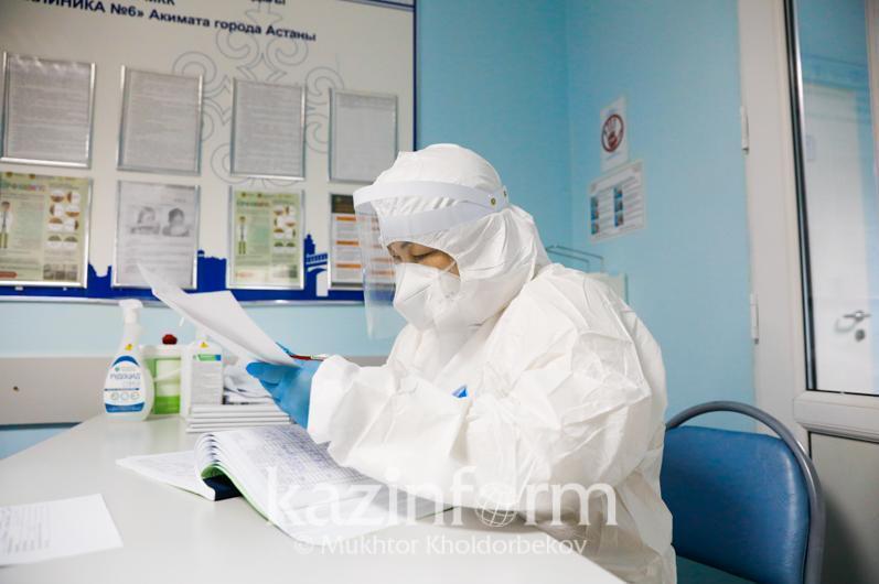 В Атырауской области ситуация с коронавирусом остается напряженной