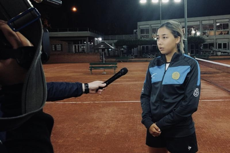 Team Kazakhstan land in Cordoba Billie Jean King play-offs vs. Argentina