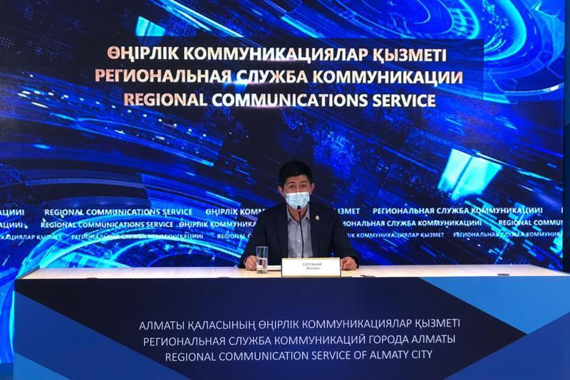 Свыше 900 волонтеров-медиков помогают в прививочных пунктах Алматы