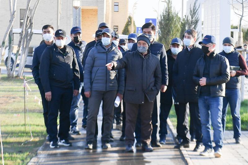 Необходимо усилить меры предосторожности и дисциплину - Умирзак Шукеев