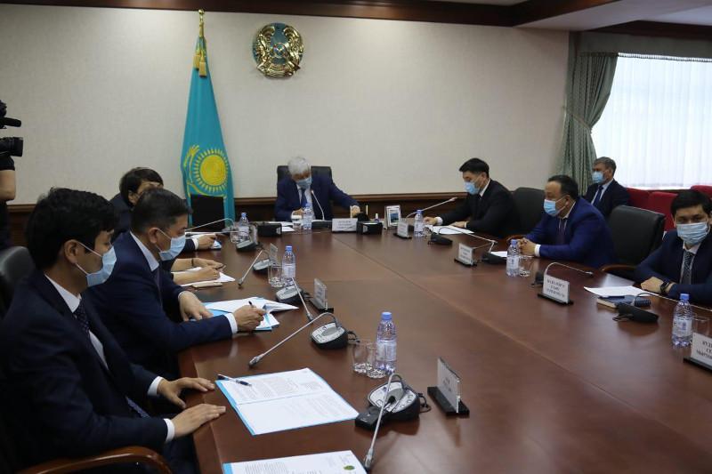 Алматы облысында  жемқорлыққа қатысты 31 қылмыстық іс тіркелді
