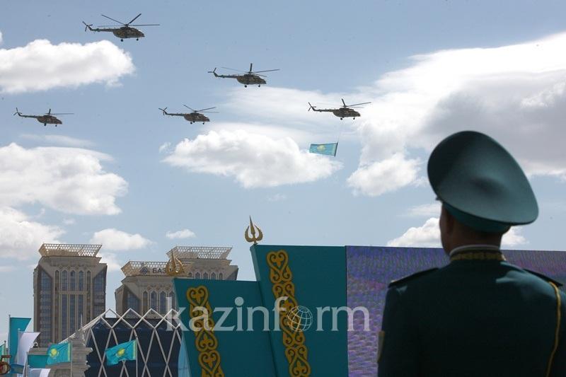 Қазақстанда 7 және 9 мамырда әскери парад болмайды