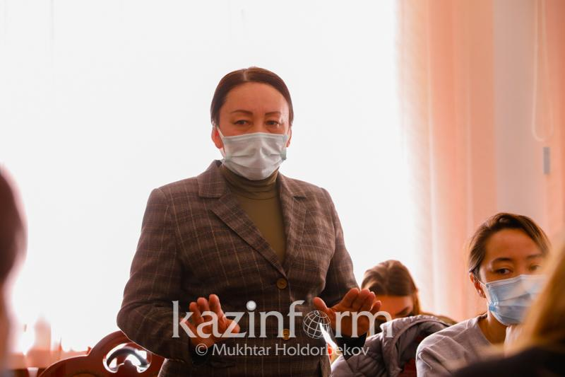 Преимущества и особенности казахстанской вакцины назвала Кунсулу Закарья