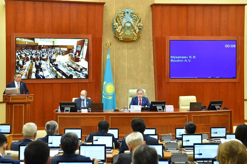 Мажилис одобрил пакет ратификационных законопроектов в рамках Договора о ЕАЭС