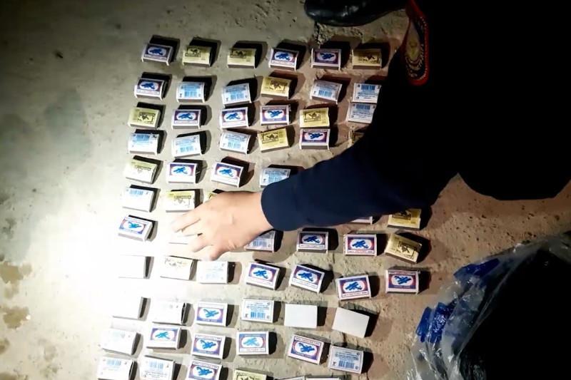 В Туркестанской области с начала года выявили свыше 100 наркопреступлений