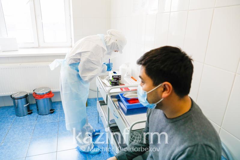 В апреле увеличилось количество тестирования на Covid-19 до 48 тысяч в сутки – Минздрав