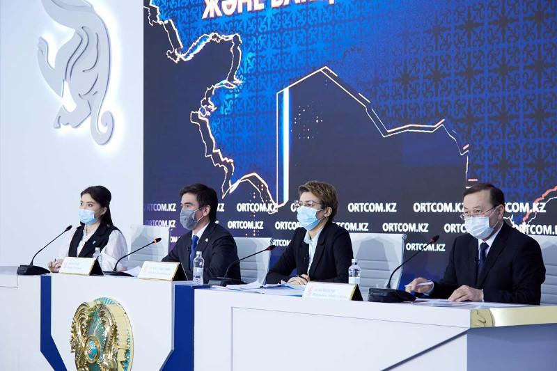 Казахстан на протяжении 14 дней находится в зоне повышенного риска по коронавирусу