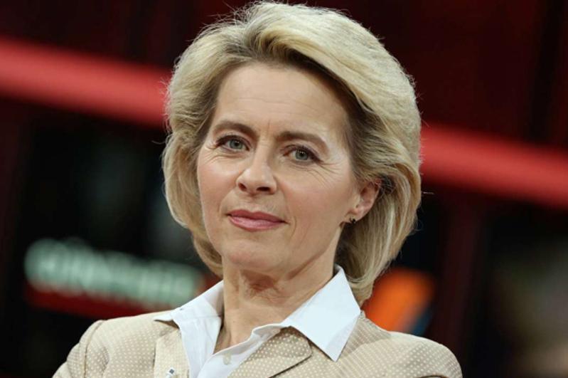 Вакцинация набирает обороты по всей Европе – президент Еврокомиссии У.Ляйен