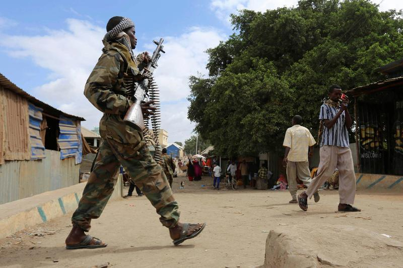 Сомалидегі жарылыс: 17 адам қаза тапты