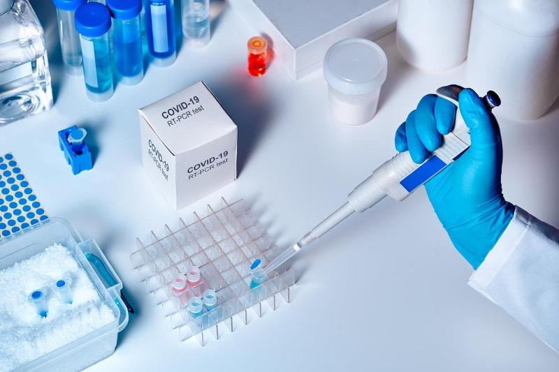 Сколько ПЦР-тестов сделали в Атырау с начала пандемии