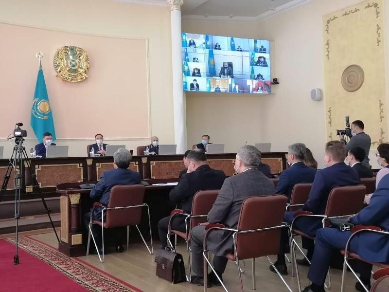 Вопросы противодействия коррупции обсудили в Акмолинской области