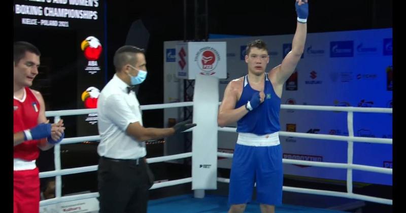 Бокстан әлем чемпионаты: 2 қазақстандық 1/8 финалға шықты