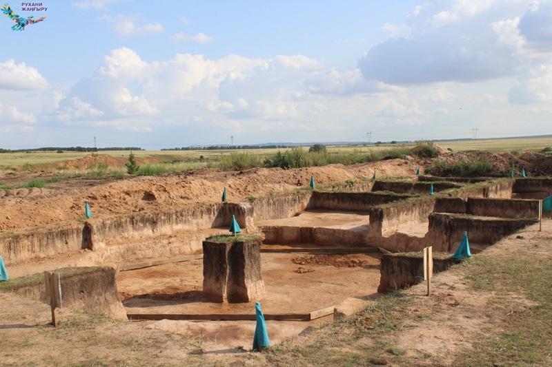 Визит-центр построят на поселении Ботай в СКО