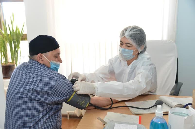 Сервис по выдаче справок вакцинированным от КВИ запущен в Узбекистане