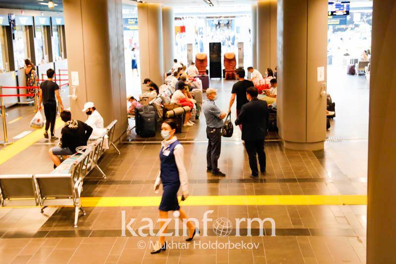 Ограничен допуск встречающих и провожающих на вокзалах в «красной» зоне