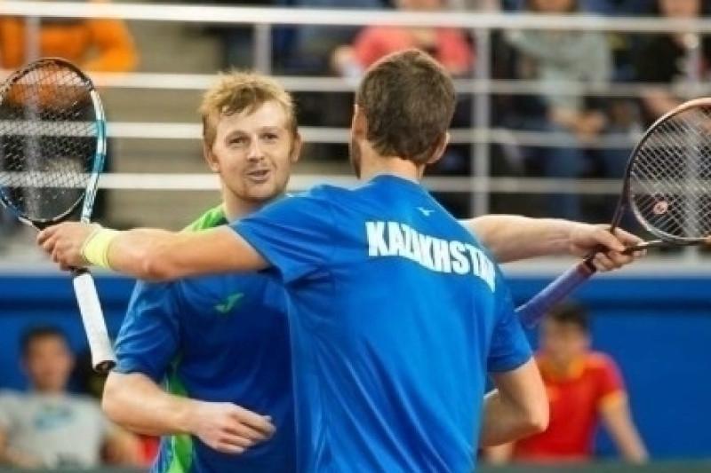 Kazakhstani tandem reaches semifinals of Split 2 in Croatia