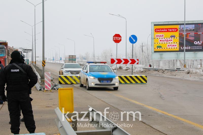 Қызылорда облысының Сырдария ауданында блокпост қойылды ма