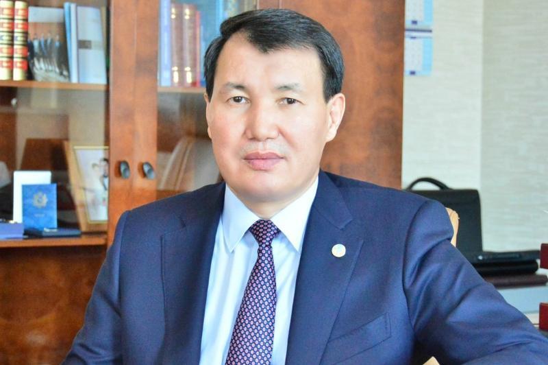 Алик Шпекбаев свобожден от должности Председателя Агентства РК  по противодействию коррупции
