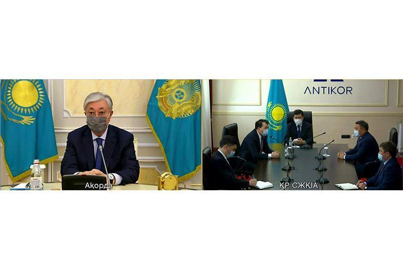 Глава государства объяснил назначение нового руководителя Агентства РК по противодействию коррупции