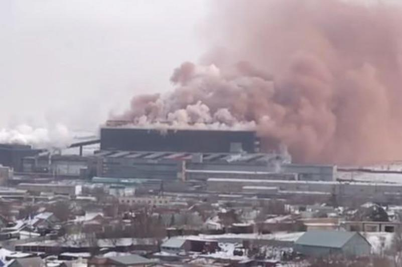 «АрселорМиттал Теміртау» келтірген шығын 1 млрд теңгеден асады- министрлік