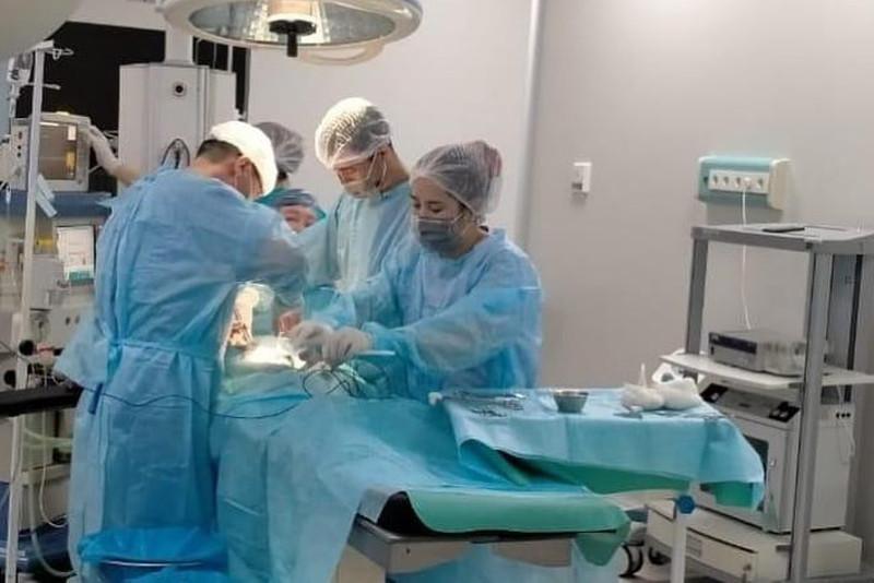 В Шымкенте врачи удалили булавку из дыхательных путей у трехмесячного малыша
