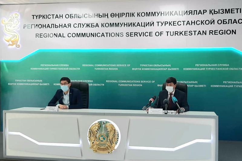 Спортсмены Туркестанской области готовятся к Олимпиаде в Токио
