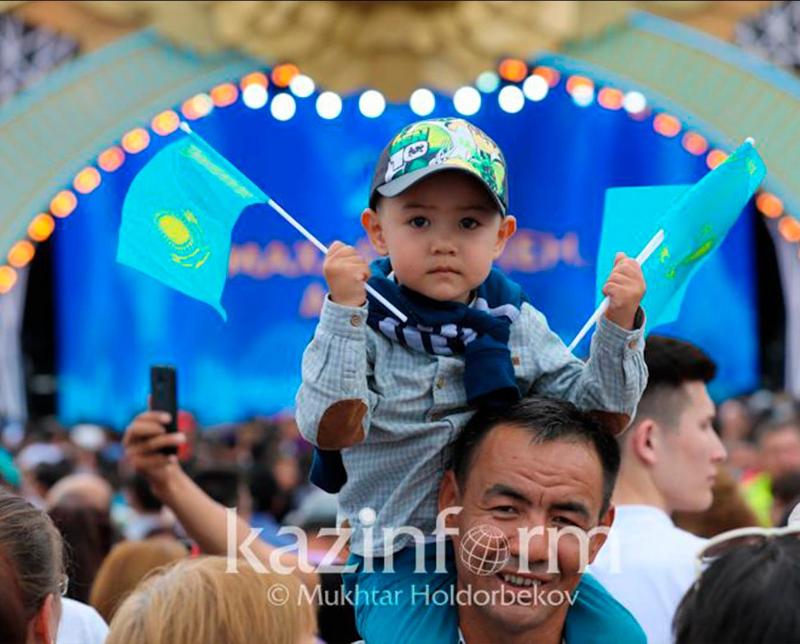 Численность населения Казахстана увеличилась до 18 млн 917,2 тысячи человек