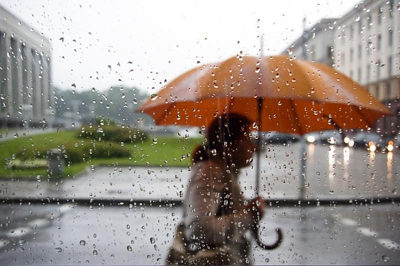 Дождь с грозой ожидается в регионах Казахстана 17 апреля
