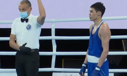 Казахстанский боксер трижды отправил в нокдаун и нокаутировал испанца